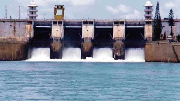 As many as 55 of the 113 reservoirs monitored by CWC have more storage than last year. (AFP)