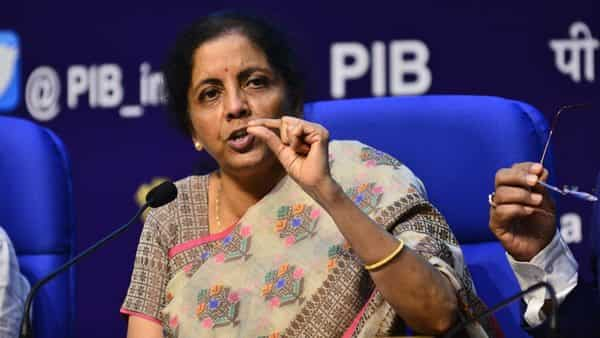 Is there a Sitharaman Put in India?