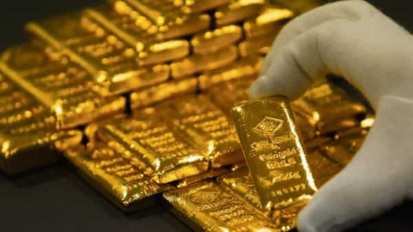 The allocation to gold in an investor's portfolio should ideally be part of the asset allocation made from the point of diversification (Reuters file)
