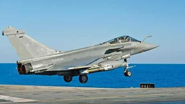 A file photo of a Rafale fighter jet. (Reuters)