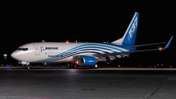 The 737-800 BCF offers operators lower operating cost per payload ton than older standard-body freighters