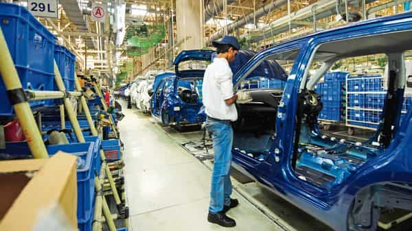 In the current fiscal, the Indian automotive industry, has witnessed one of the worst slides in the last two decades due to multiple factors (Photo: Ramesh Pathania/Mint)