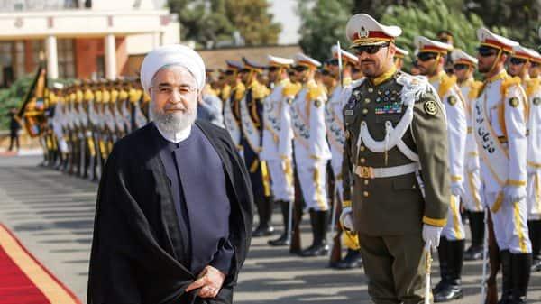 Iranian President Hassan Rouhani. (Photo: AP)