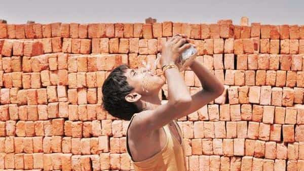India too has been witnessed blazing heatwaves which have intensified over the years. (Photo: HT)