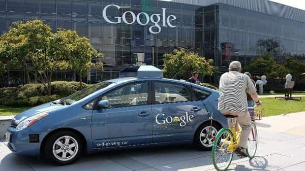 A Google self-driving car (Photo for representational purpose only) (AFP file)