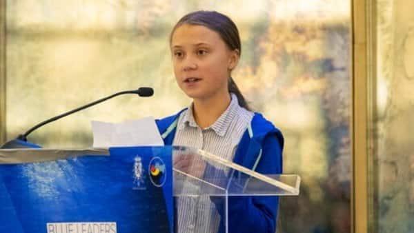 Swedish climate activist Greta Thunberg (AP file)