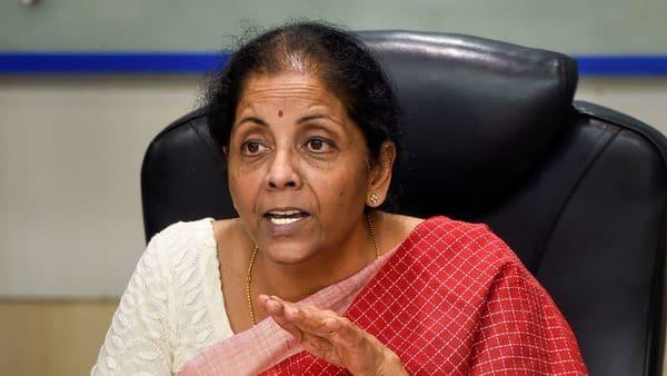 Finance Minister Nirmala Sitharaman. Photo: PTI (PTI)
