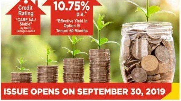 The minimum investment is  ₹10,000 (Photo: Twitter/@ManappuramMAFIL)