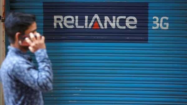 Reliance Communications ended down nearly 7% at  ₹0.70 on the BSE on Tuesday (Reuters file)