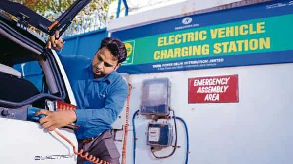 The govt is aiming for 6 million electric vehicles by 2020.