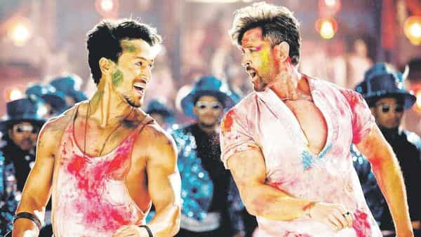 War', starring Hrithik Roshan and Tiger Shroff, was released on Wednesday