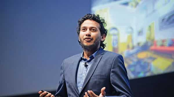 Ritesh Agarwal, founder and CEO of Oyo. (Bloomberg)
