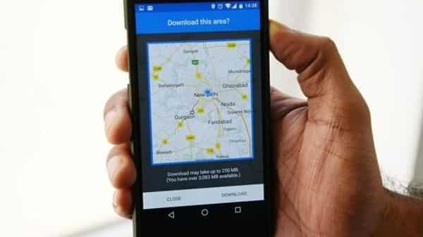 The company has been working towards making Google Maps more relevant.