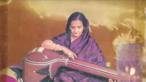 Begum Akhtar epitomized Lucknow's high culture in her music, poetry and personal style.