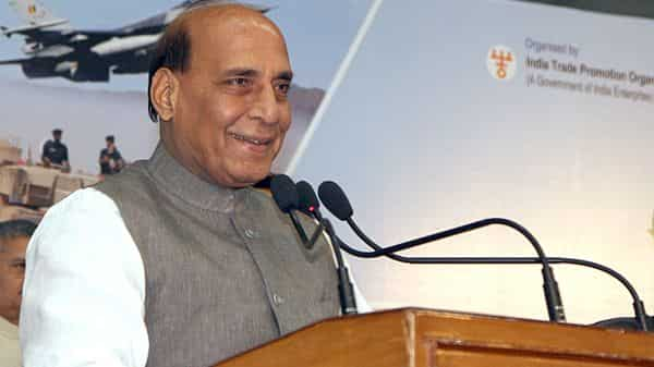 Defence Minister Rajnath Singh (Photo: ANI)