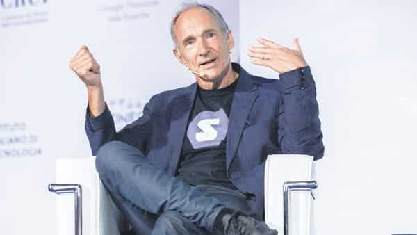 From Tim Berners-Lee's (above) personal data store project to Nandan Nilekani's account aggregators, entrepreneurs are thinking out of the box for an emerging age of data privacy. (Gettyimages)