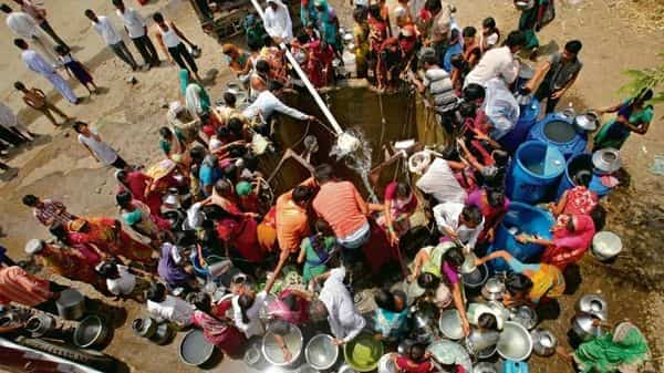 Why Indian city outskirts need better water supply