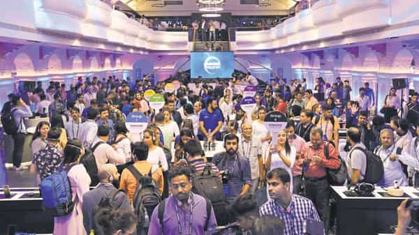 The company had opened its first mobile experience centre for the Indian market in Bengaluru in September 2018. (AP)