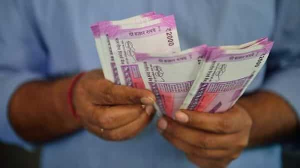 In the year so far, the rupee has weakened 1.9% (Mint file)