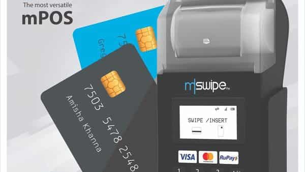 Mswipe sees half of its merchant base registering on its QR code payment system