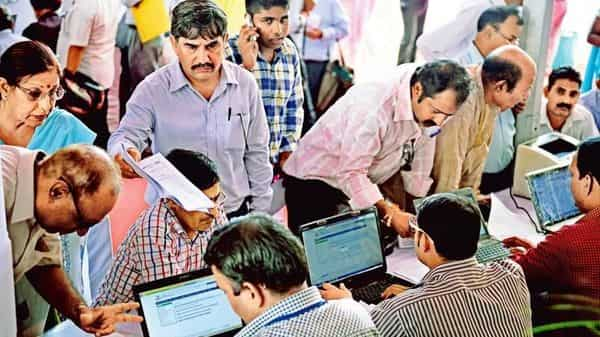 Experts said the limit for provisional credit where invoices are not uploaded could be raised to make things easier for businesses. (Photo: Pradeep Gaur/Mint)
