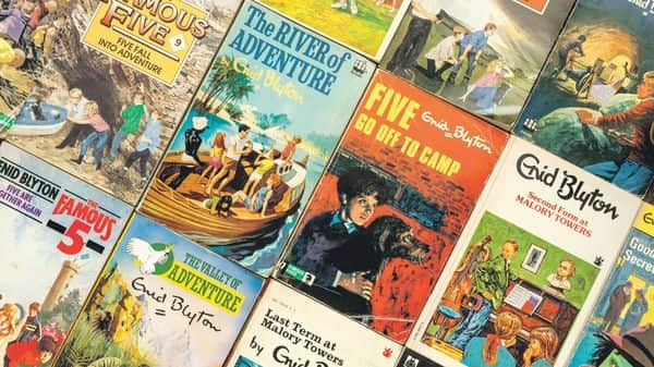 Why India should claim Enid Blyton as her own