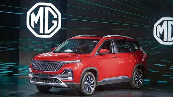 Evaluating production schedules for BSVI Hector: MG Motor India