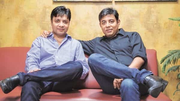 CarDekho co-founders Anurag Jain (left) and Amit Jain. The online car marketplace has raised about $185 million so far.