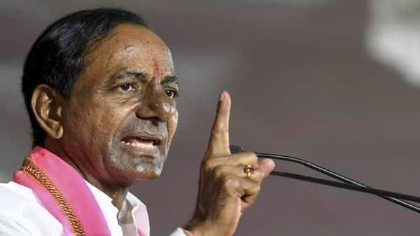 Telangana chief minister K. Chandrashekhar Rao (Photo: AP)