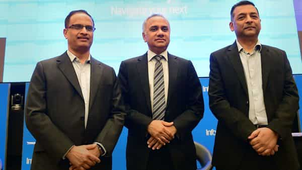 Infosys fares better than TCS, but IT sector is unmistakably slowing down