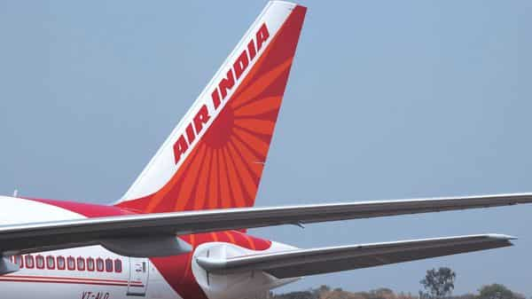 Air India owes about  ₹4,000 cr to fuel retailers.bloomberg