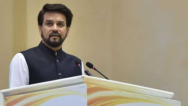 Image result for Indian economy structurally, fundamentally strong: MoS Finance Anurag Thakur