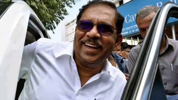 Parameshwara appears before I-T department in medical college seats scam