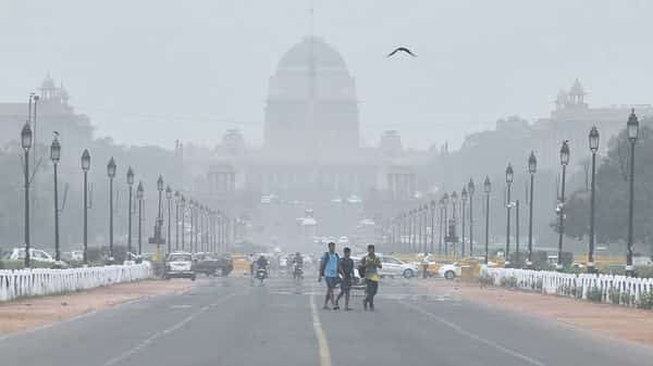 IMD has forecast a fresh western disturbance is likely to impact the Western Himalayan region from 17 October, (Photo: Sanjeev Verma/HT)