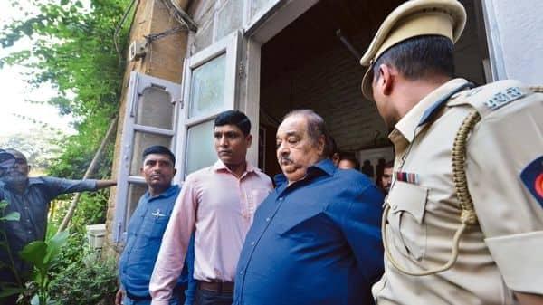 HDIL's Rakesh Wadhawan was arrested on 3 October. (Aniruddha Chowdhury/Mint)