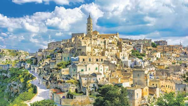 Matera, crafted in stone