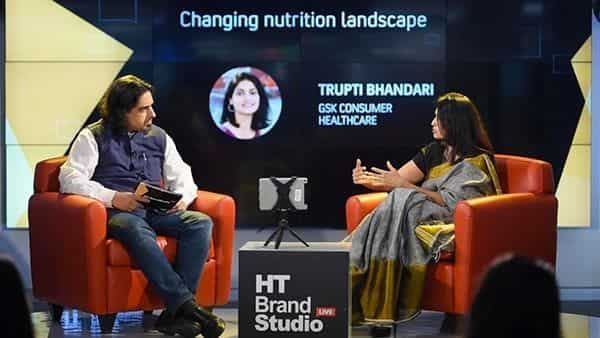 Trupti Bhandari of GSK Consumer Healthcare interacts with Rameet Arora of HT in Episode 6 (Part 1) of Brand Studio Live, Season 2.