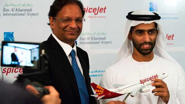 SpiceJet to start new airline in UAE