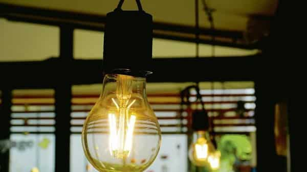 Incandescent lights are by far the most inefficient lighting source.
