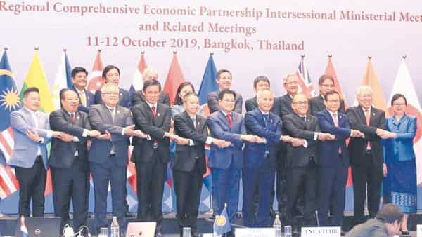 Congress on Friday formally opposed the government's move to sign the RCEP deal next month though.