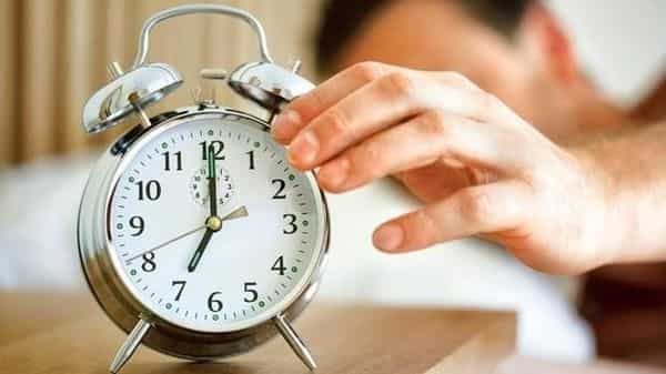 Indians get an average night sleep of 7 hours 1 minute, finds study. Photo: iStock