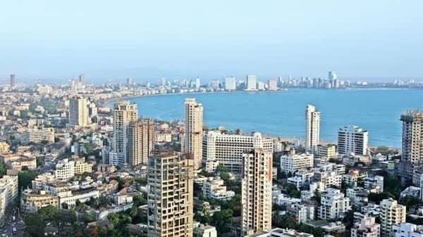 A file photo of the Mumbai skyline. (HT)