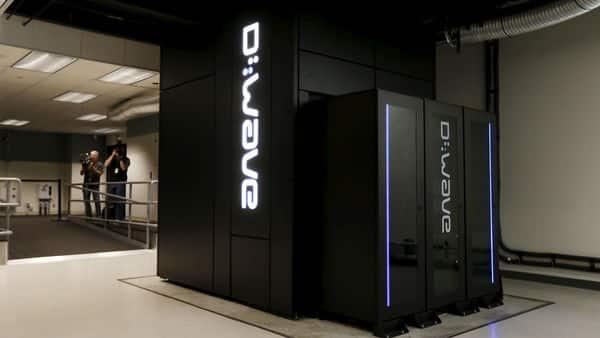 A file photo of A D-Wave 2X Quantum Computer (Photo: Reuters)