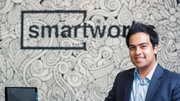 Smartworks founder Neetish Sarda.