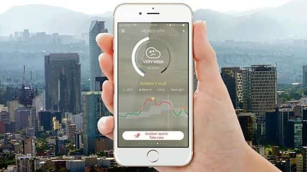 Monitor air quality with these apps