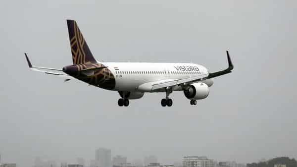Vistara operates about 1,400 flights a week now, up 70% from the 800 it operated at the end of March. (Photo: Reuters )