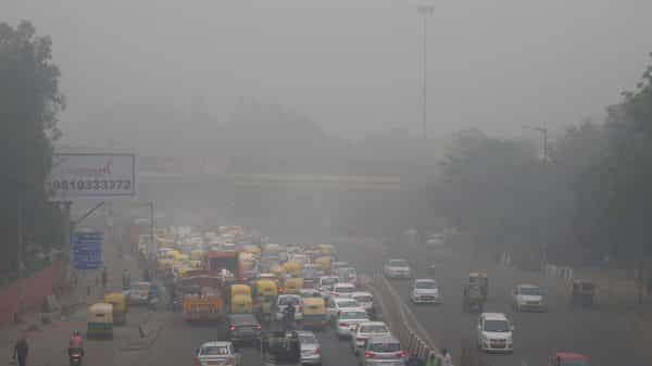 On Friday, the Delhi government declared a public emergency directing schools to remain closed till 5 November amid worsening air quality (AP file)