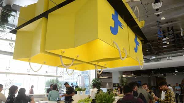 Flipkart India, the business-to-business commerce entity of Flipkart, supplies products to various third-party sellers who then sell to shoppers through Flipkart's app and website (Mint file)