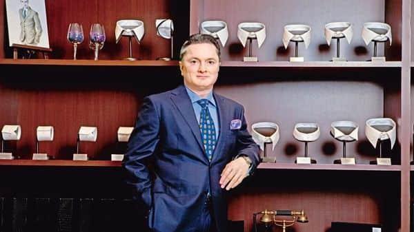 Gautam Singhania, chairman and MD of Raymond.