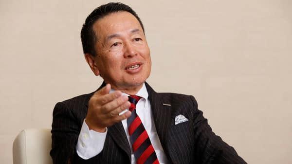 TMEIC President Masahiko Yamawaki (TMEIC)